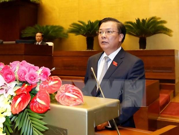 第十四届国会第一次会议:讨论2014年国家财政预算决算 hinh anh 1