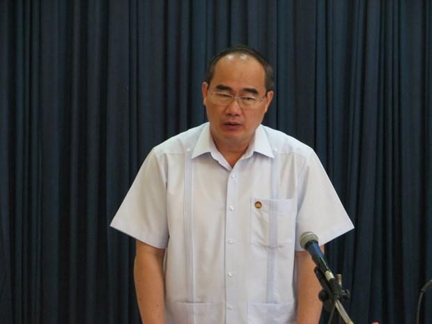 越南祖国阵线在建党工作中扮演重要角色 hinh anh 1