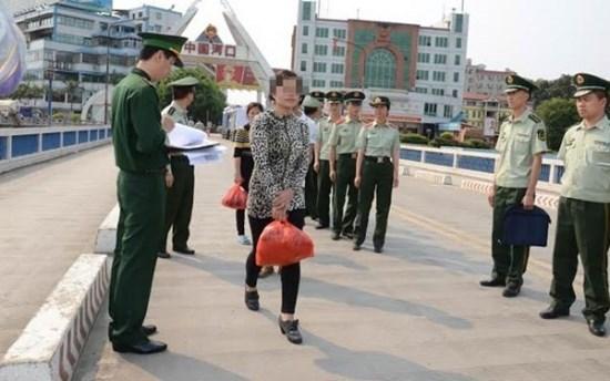 越南全民打击贩运人口日:越南人口被拐卖到中国案件呈上升趋势 hinh anh 5