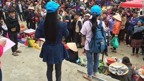 越南全民打击贩运人口日:越南人口被拐卖到中国案件呈上升趋势 hinh anh 6
