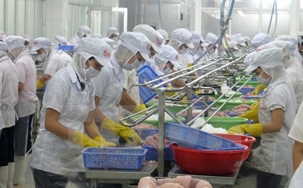 2016年前7个月越南实现贸易顺差达18亿美元 hinh anh 1