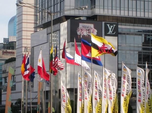第48届东盟经济部长会议就经济支柱八大优先事项进行讨论 hinh anh 1
