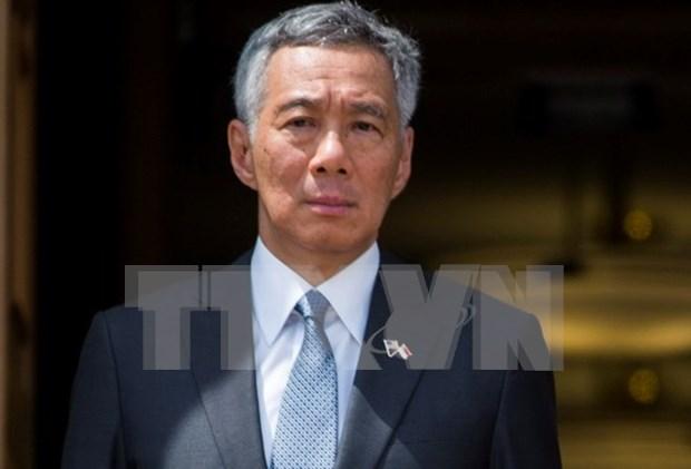 新加坡总理李显龙呼吁美国早日批准《跨太平洋伙伴关系协定》 hinh anh 1