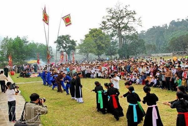 2016年宣光城文化节即将开幕 hinh anh 1