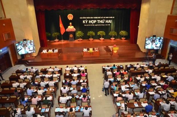2016-2020年阶段胡志明市力争实现地区生产总值年均增长8-8.5%的目标 hinh anh 1