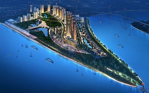 西贡半岛公园和城市小区项目即将动工兴建 hinh anh 1