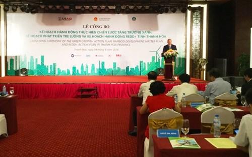 美国国际开发署将协助清化省落实绿色增长目标 hinh anh 2