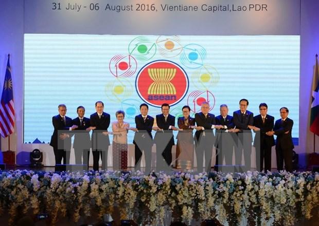 第48届东盟经济部长会议通过系列重要问题 hinh anh 1