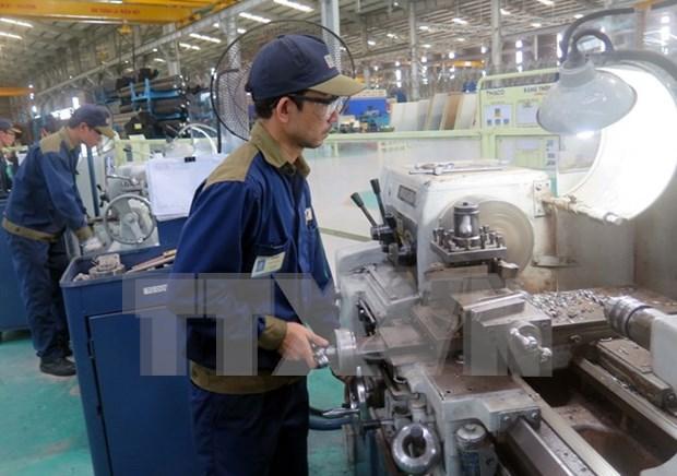越南加工制造业受许多东盟投资者的青睐 hinh anh 1