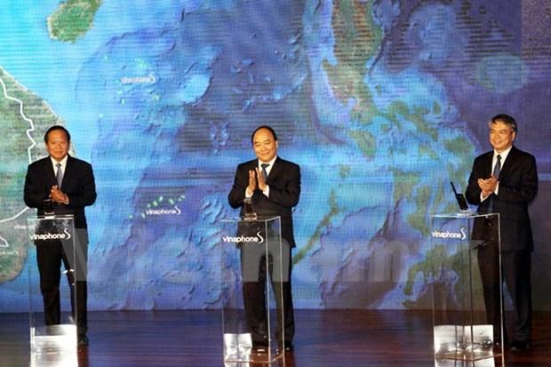 阮春福总理:VNPT与电信行业努力发展成为国民经济支柱 hinh anh 2