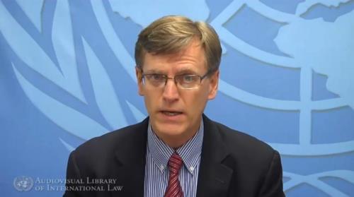联合国法律专家高度评价仲裁庭就东海问题的裁决 hinh anh 1