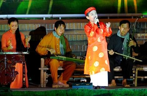 少儿才子弹唱比赛首次在胡志明市举行 hinh anh 1