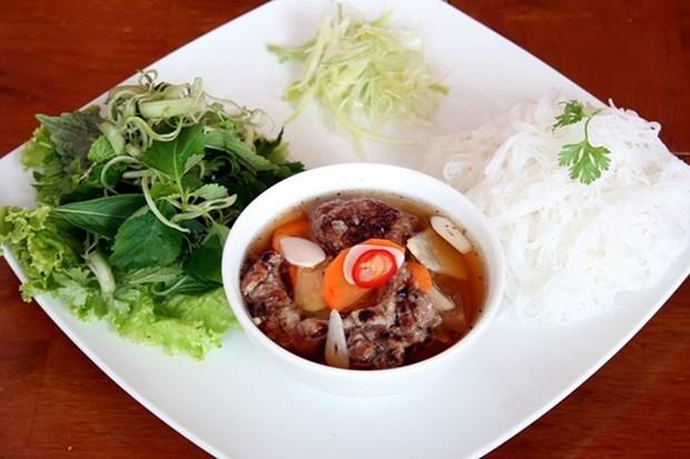 越南河粉、烤猪肉米线及面包跻身世界美食100强 hinh anh 2