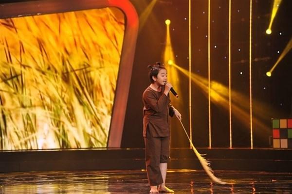 少儿才子弹唱比赛首次在胡志明市举行 hinh anh 2