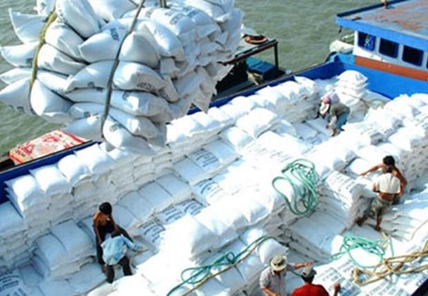 中国仍是越南大米第一大进口市场 hinh anh 1