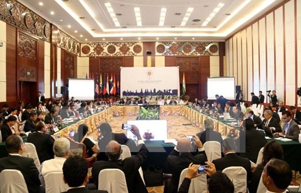 东盟-印度加强贸易合作面向战略伙伴关系 hinh anh 1