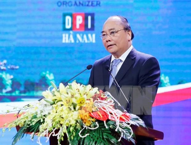 阮春福总理:投资商的成功就是越南政府的成功 hinh anh 1