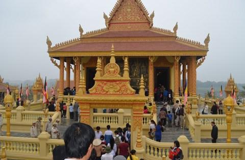 越南西部高棉文化特色即将亮相首都河内 hinh anh 1