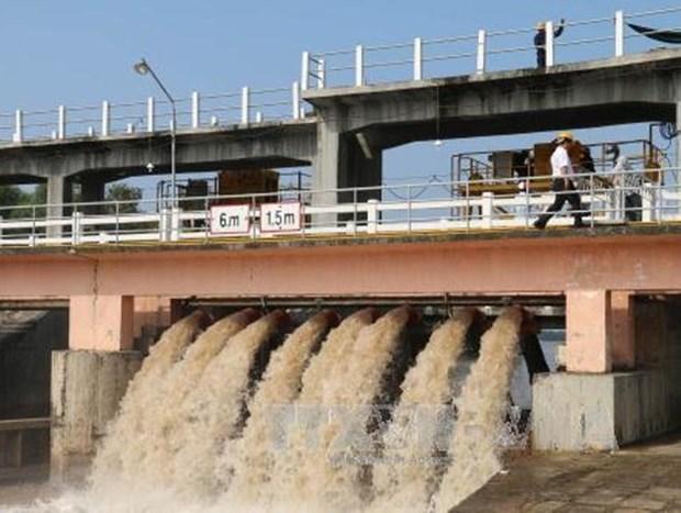 越南与日本合作应对气候变化 hinh anh 1