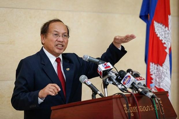 柬埔寨政府采取果断行动 杜绝反对派救国党的违法行为 hinh anh 1