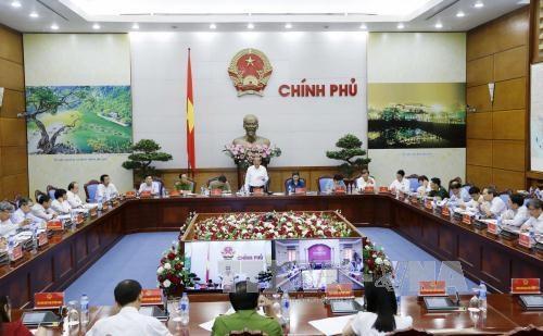 张和平副总理:加强网络安全保障 加大对高科技罪犯打击力度 hinh anh 1