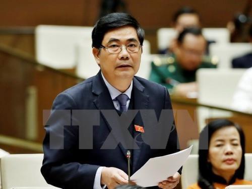 高德发担任越共中央经济部常务副部长职务 hinh anh 1