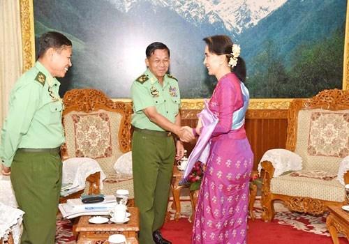 """缅甸""""21世纪彬龙会议""""将于8月底开幕 hinh anh 1"""