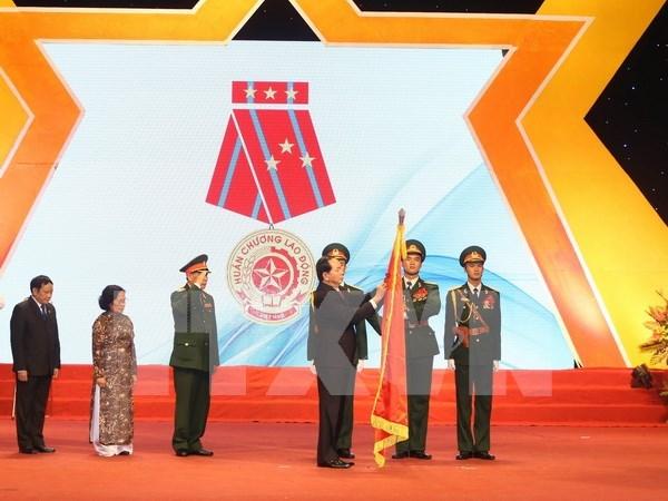 陈大光主席:解决橙剂问题是整个政治体系和全社会的共同责任 hinh anh 1