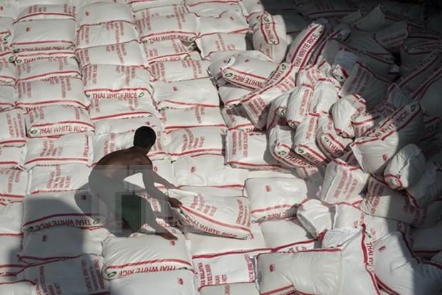 泰国夺回世界第一大米出口国地位 hinh anh 1