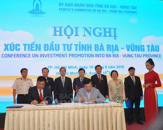 越南巴地头顿省贯彻落实选商引资政策 满足可持续发展需求 hinh anh 1