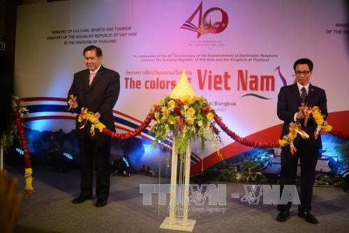 """武德儋副总理出席在泰国举办的""""越南文化日""""活动 hinh anh 2"""