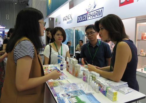 第16届越南国际医药制药医疗器械展览会正式开展 hinh anh 2