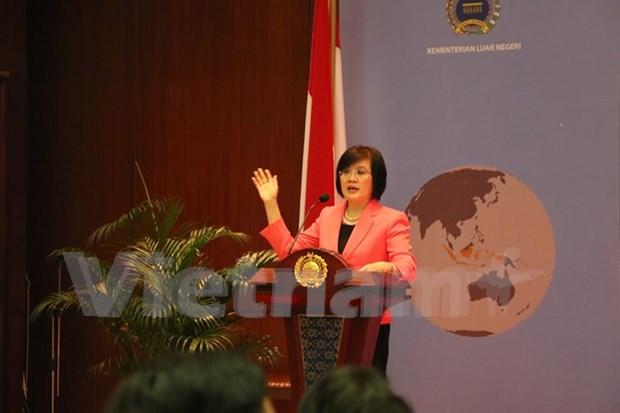 越南向印尼分享加入TPP的经验 hinh anh 1