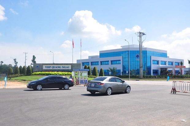 越南广义省与企业并肩前行 为企业营造更宽松更便利投资环境 hinh anh 4