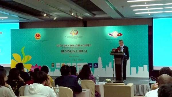 越南与泰国加大经贸投资合作 hinh anh 3