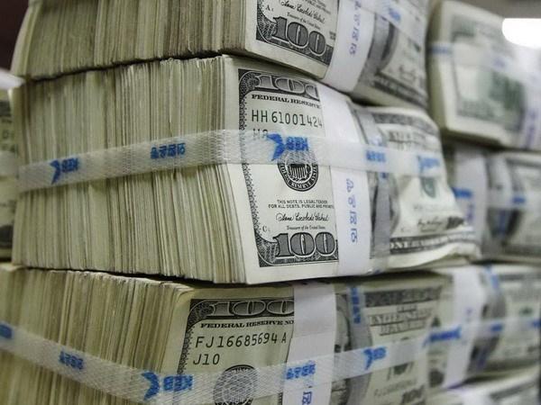 越盾兑美元中心汇率较前一日上涨16越盾 hinh anh 1