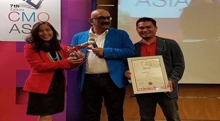 越捷航空公司荣获2016年亚洲最佳雇主品牌奖 hinh anh 1