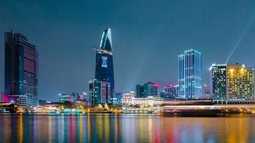 2025年胡志明市将成为智能城市 hinh anh 1