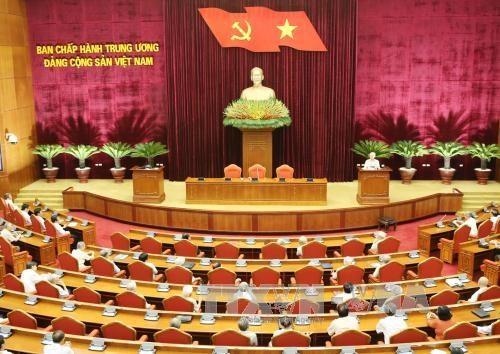 阮富仲总书记:希望离退休高级官员和干部继续为国家建设事业做出贡献 hinh anh 1