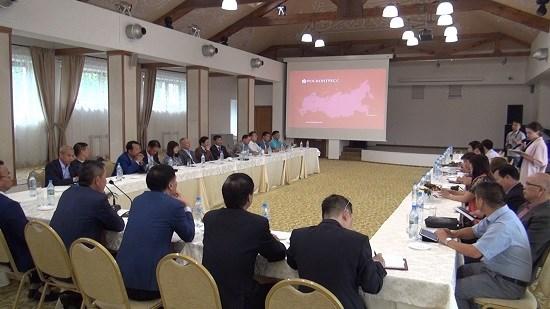 在俄越南企业协会对推动越俄经济贸易关系起着重要作用 hinh anh 1