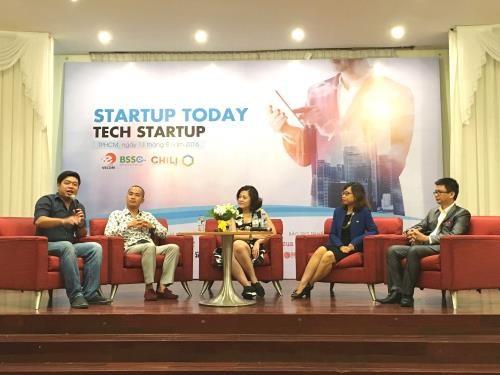 技术领域创业成为企业创业新趋势 hinh anh 1