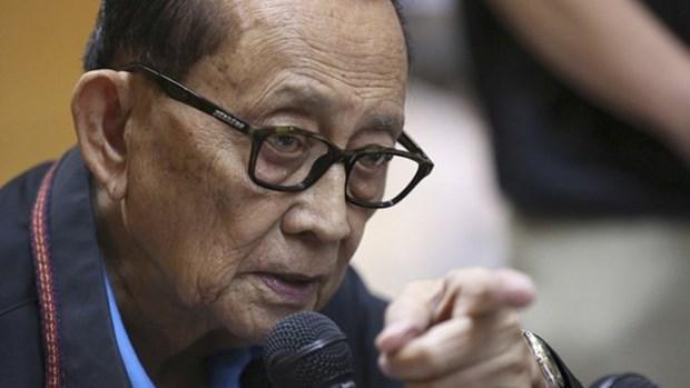 菲律宾提出与中国谈判的两个独立机制 hinh anh 1