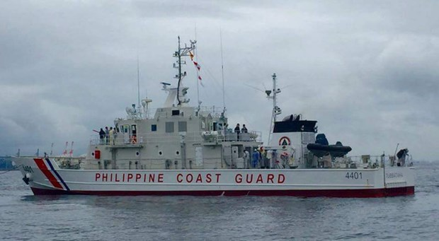 日本拟将两艘海岸巡逻舰移交给菲律宾 hinh anh 1