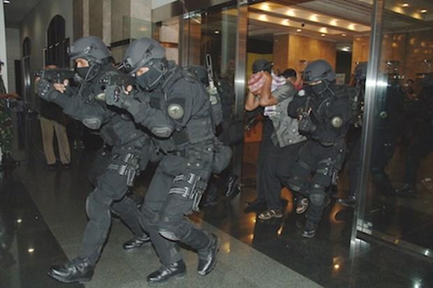 印度尼西亚军队成立一组特种部队 解救被绑架的印尼人质 hinh anh 1