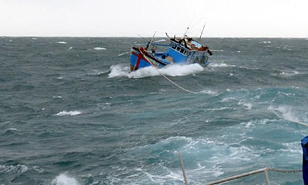 中方拒绝6艘越南渔船停靠避风 hinh anh 1