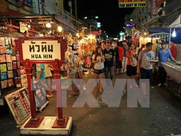 泰国连环爆炸案:德国等对其公民发出旅游警告 hinh anh 1