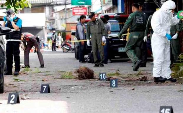 爆炸案恐令泰国旅游业今年损失2.93亿美元 hinh anh 1
