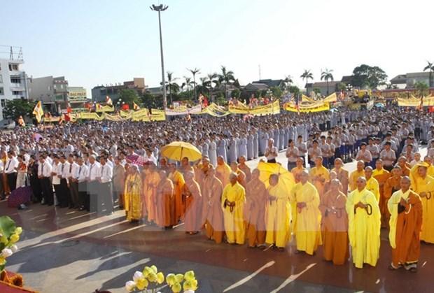 越南宗教自由是不可否认的事实 hinh anh 1
