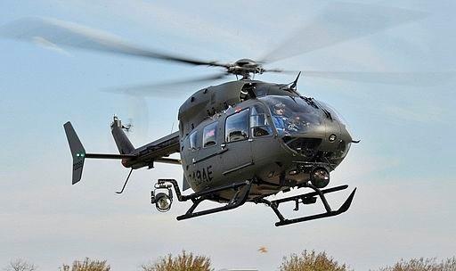 泰国确认失联军用直升机上5人全部遇难 hinh anh 1