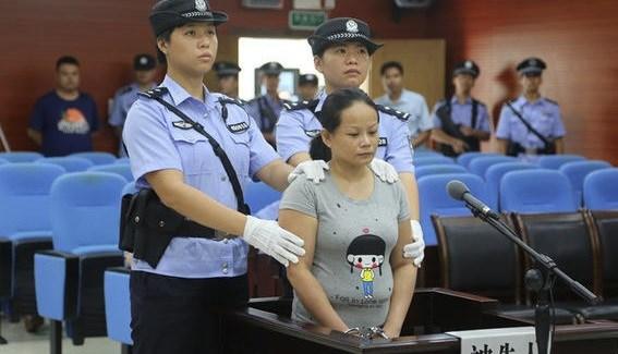 拐卖越南婴儿主犯被中国广西防城港市中级人民法院判处死刑 hinh anh 1